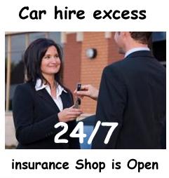 Car Rental Insurance Cost N Englnad