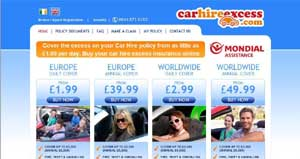 Atlas Direct Car Hire Insurance