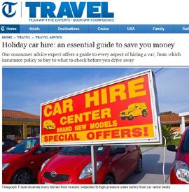 Guardian Money Car Hire Excess Insurance